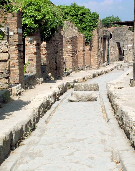 Best ancient pompeii guided tour shore excursion at naples italy