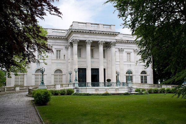Mansion Tour The Marble House