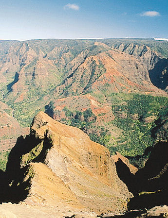 Journey to Waimea Canyon