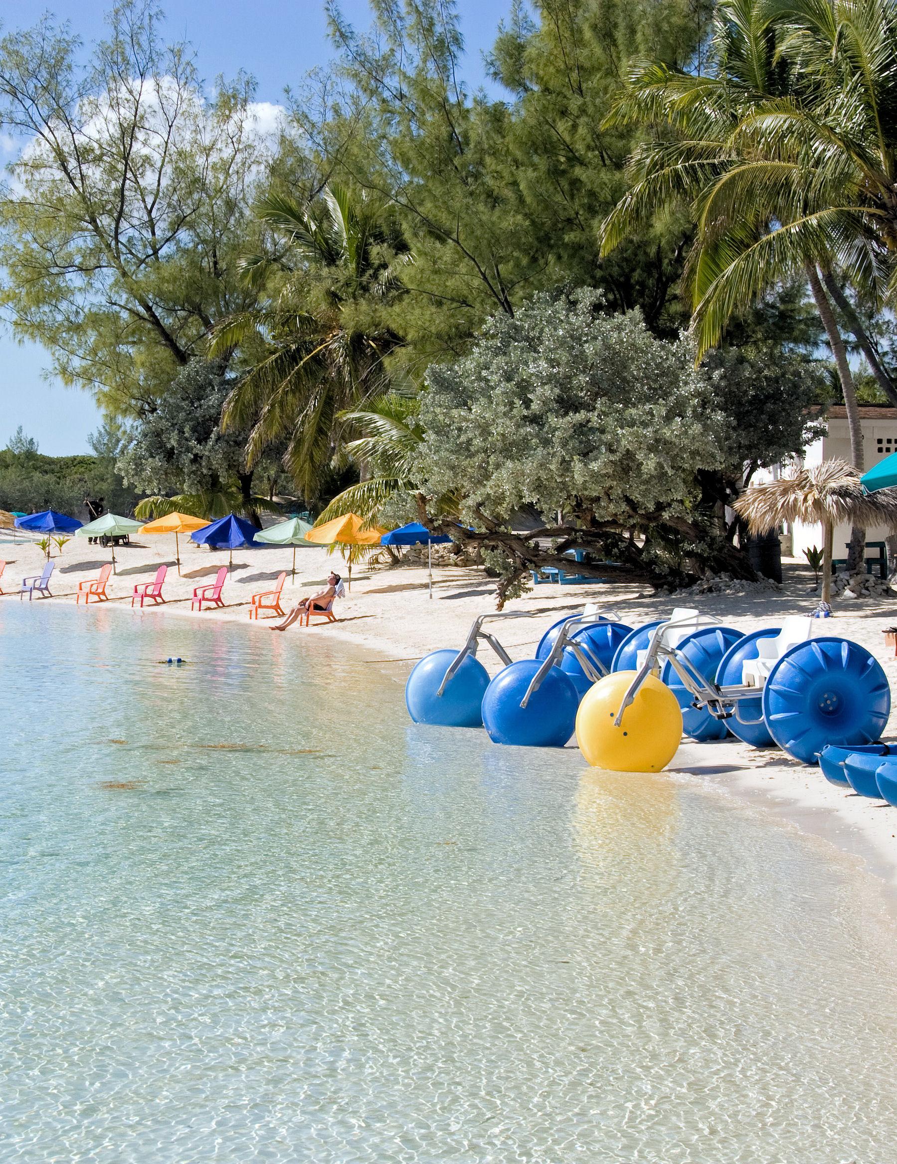 Nau Blue Lagoon Island Beach Day
