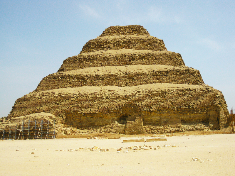 Pyramids of Giza & Sakkara, Memphis Museum  and More