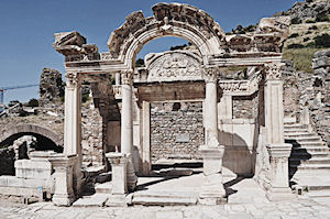 Ruins of Ephesus with Terrace Houses and Archaeological Museum